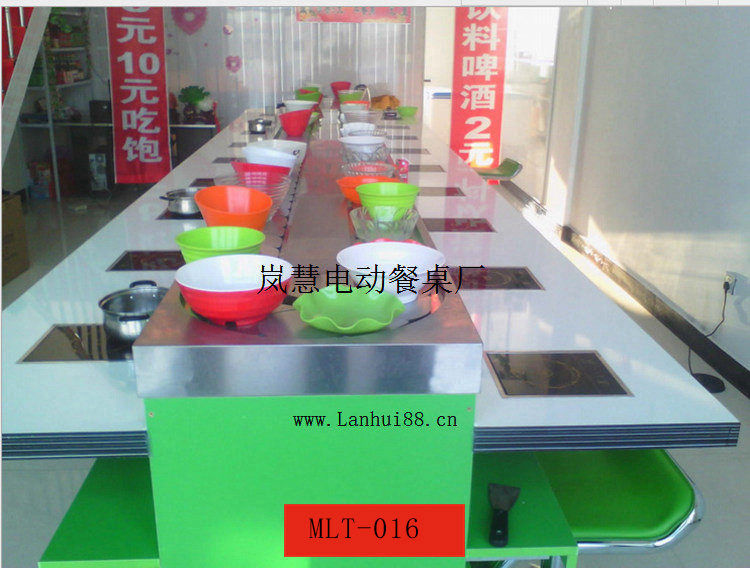 回转火锅设备广东哪里有卖厂家价格