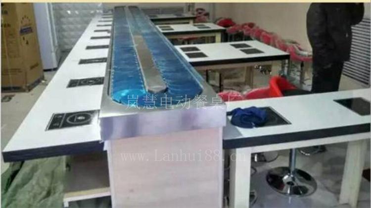 武汉回转火锅设备厂家价格  火锅回转设备厂家价