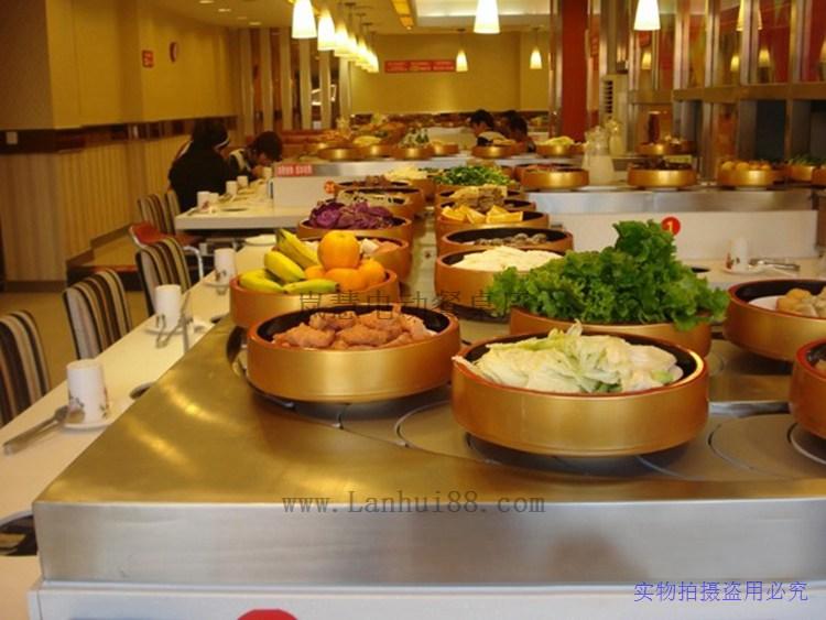 中国电动火锅桌网 铁艺火锅桌