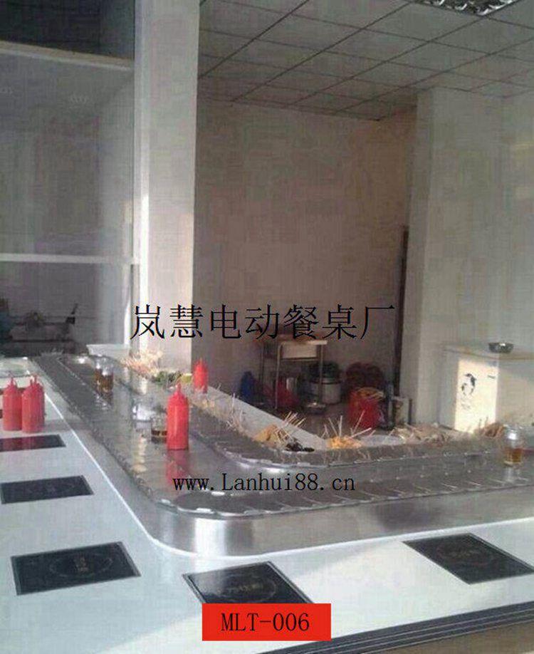 临江市、抚松县旋转小火锅设备多少钱一个